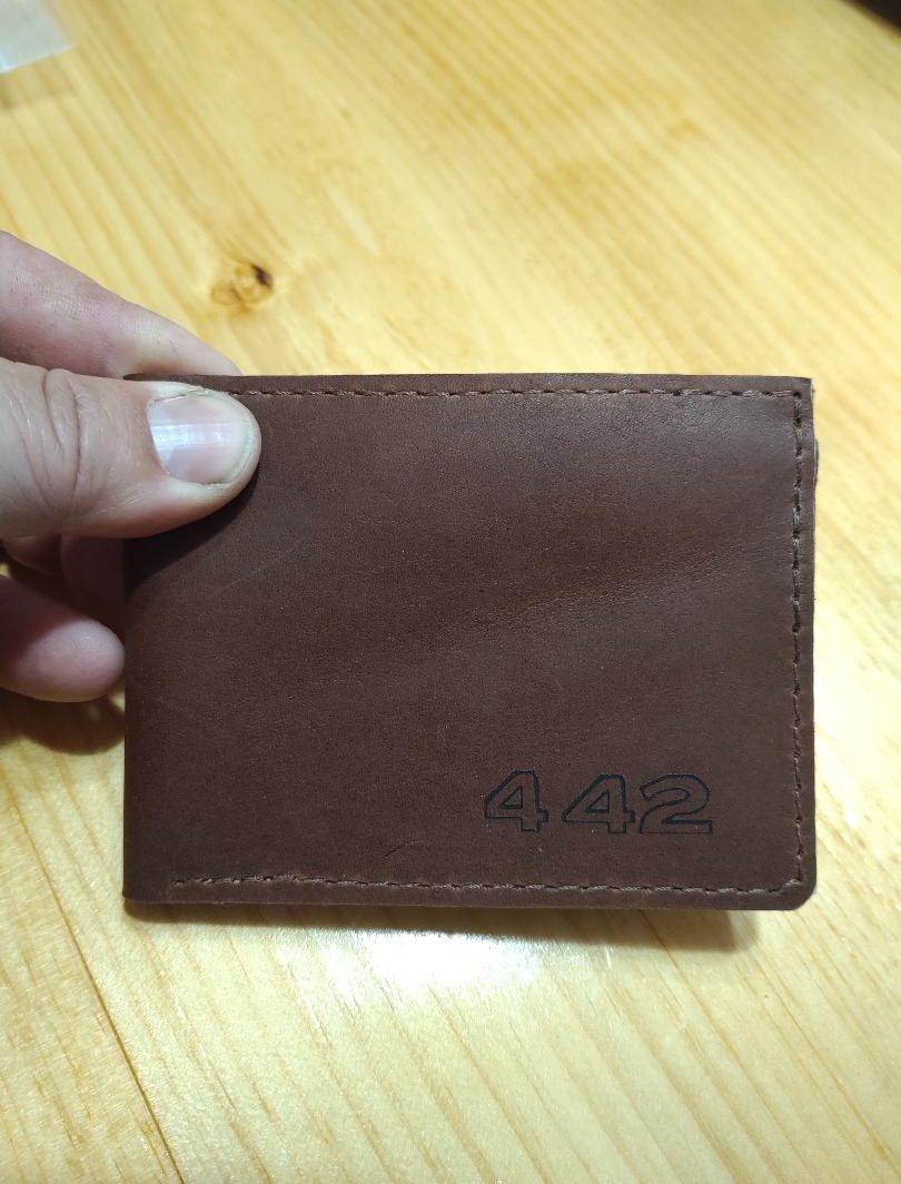 Bifold Wallet – Full Grain Leather