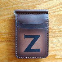 Design Your Own - Minimalist Front Pocket Wallet