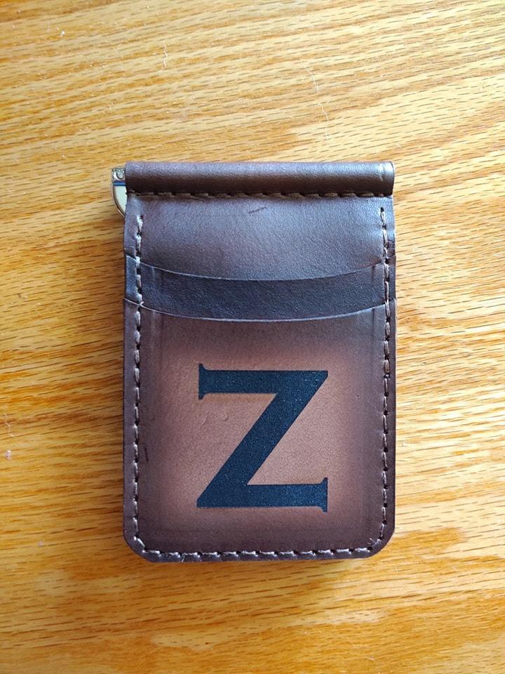 Design Your Own – Minimalist Front Pocket Wallet