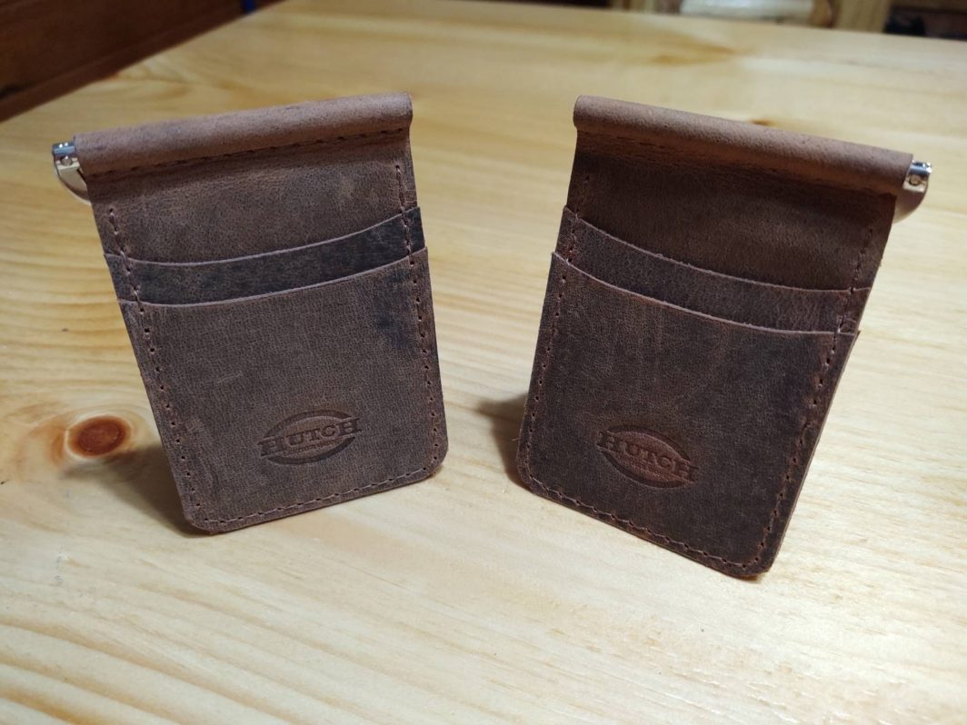 Buffalo Minimalist Front Pocket Wallet with Clip